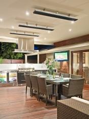 outdoor solution - Heatstrip